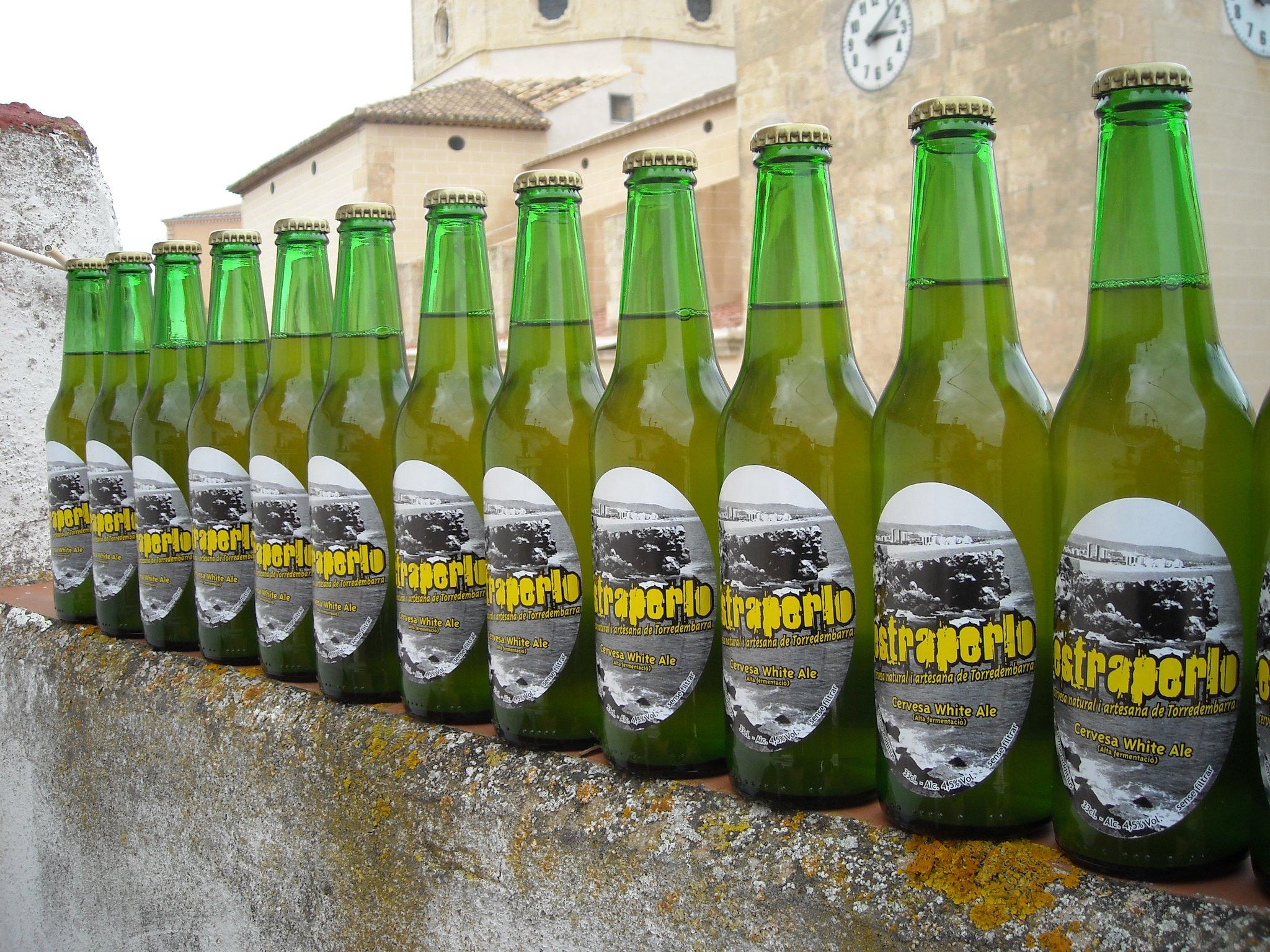 Una muestra de cerveza artesana de 5 días non-stop en el Vendrell