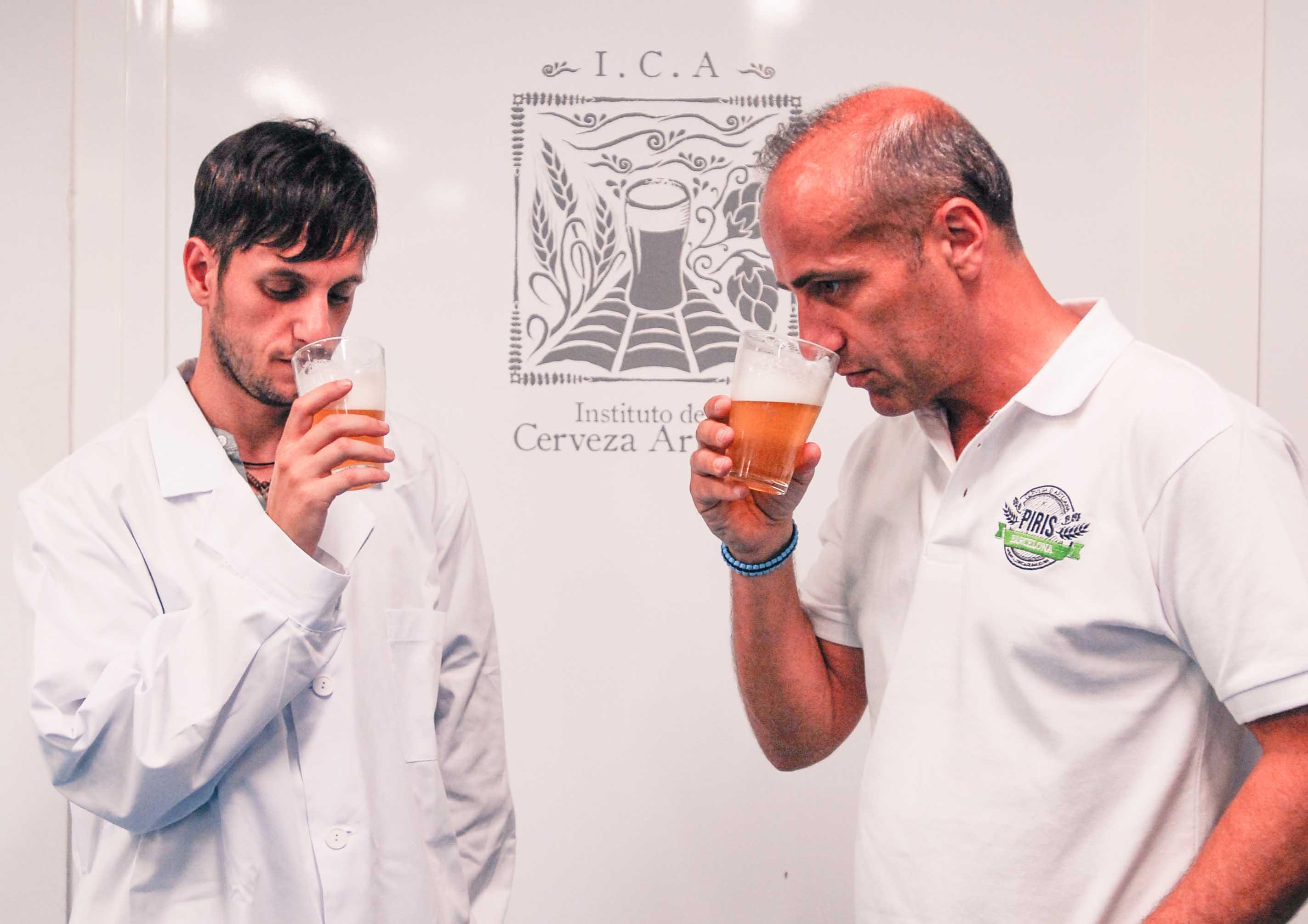Piris Beer: la nueva cerveza de Barcelona, elaborada en el Instituto de la Cerveza Artesana