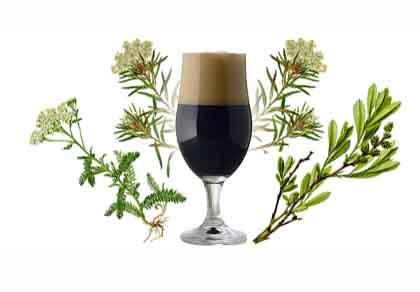 Elaborando cervezas sin lúpulo: el renacimiento de las Gruit