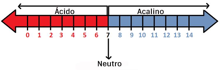 El ph acido y basico