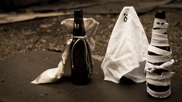El curioso caso de las cervezas fantasma