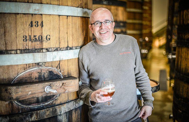 Peter Bouckaert. Hacer cerveza: Amor y talento