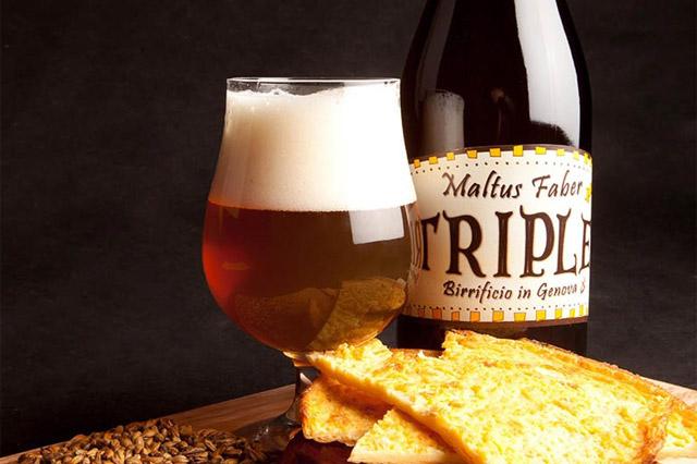 Triple - Maltus Faber