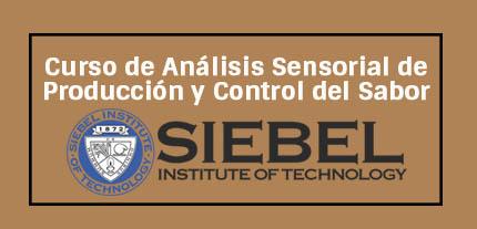 Siebel Institute y Cerveza Artesana: Curso de Análisis Sensorial