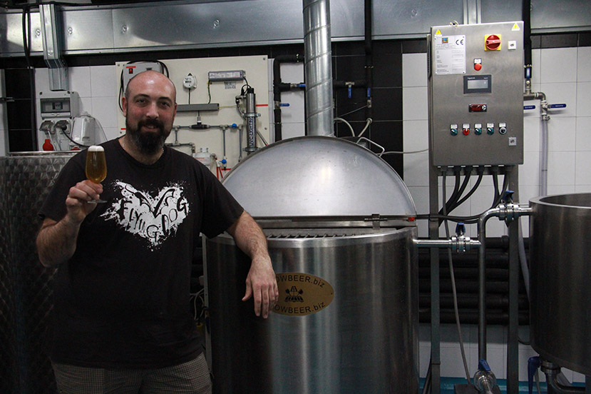Brew & Roll: La nueva microcervecería de Navarra