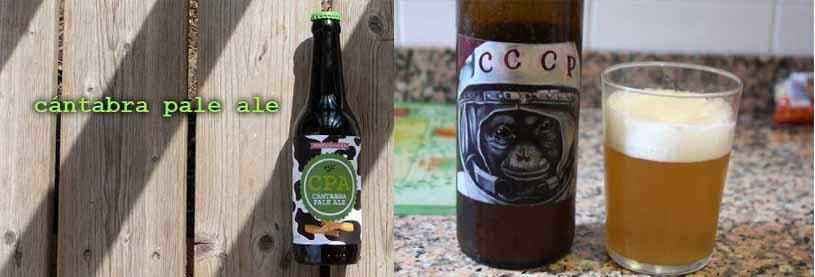 Dos cervezas artesanas españolas que tienen lúpulo Cascade