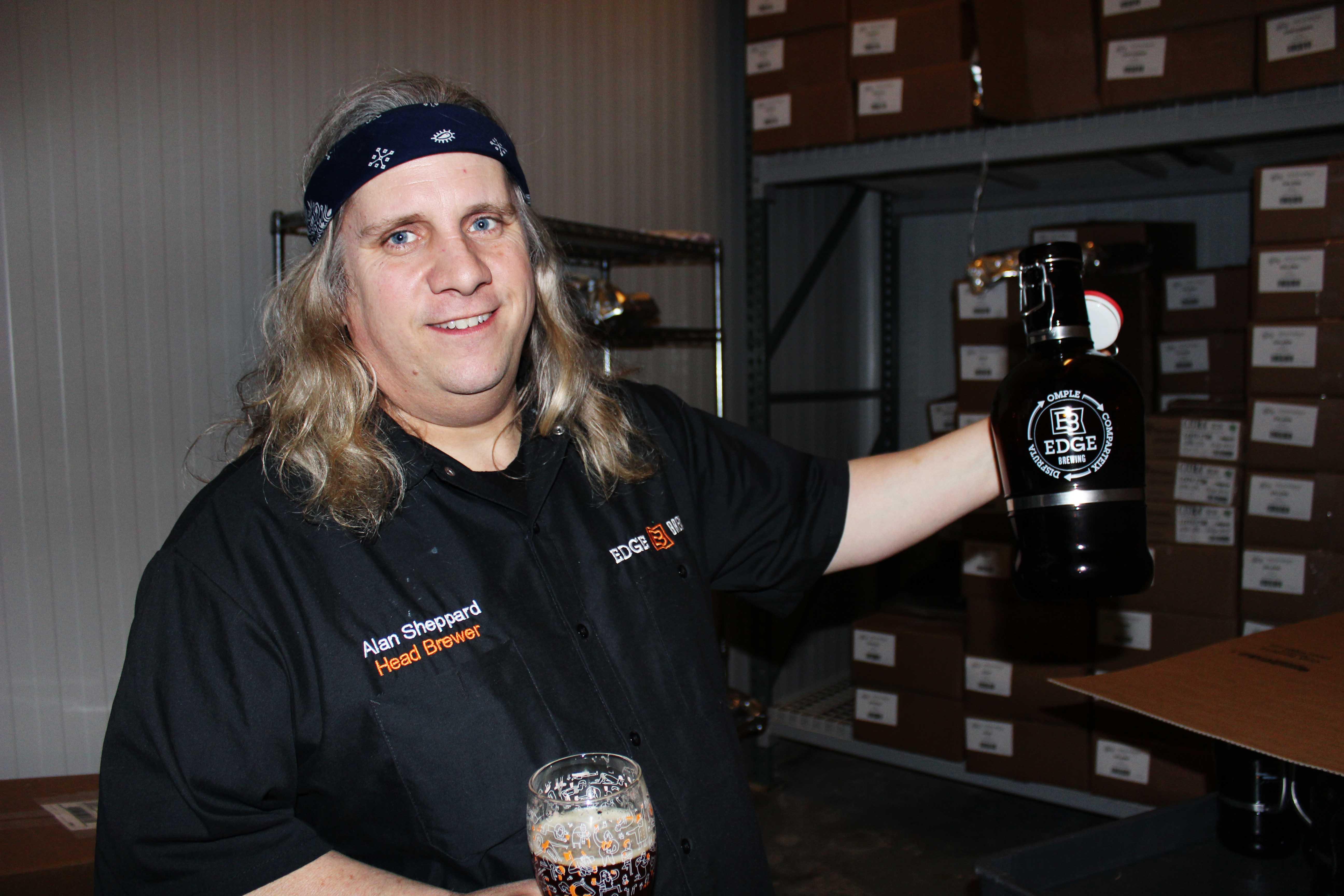 La cerveza artesana americana llega a España de la mano de Edge Brewing