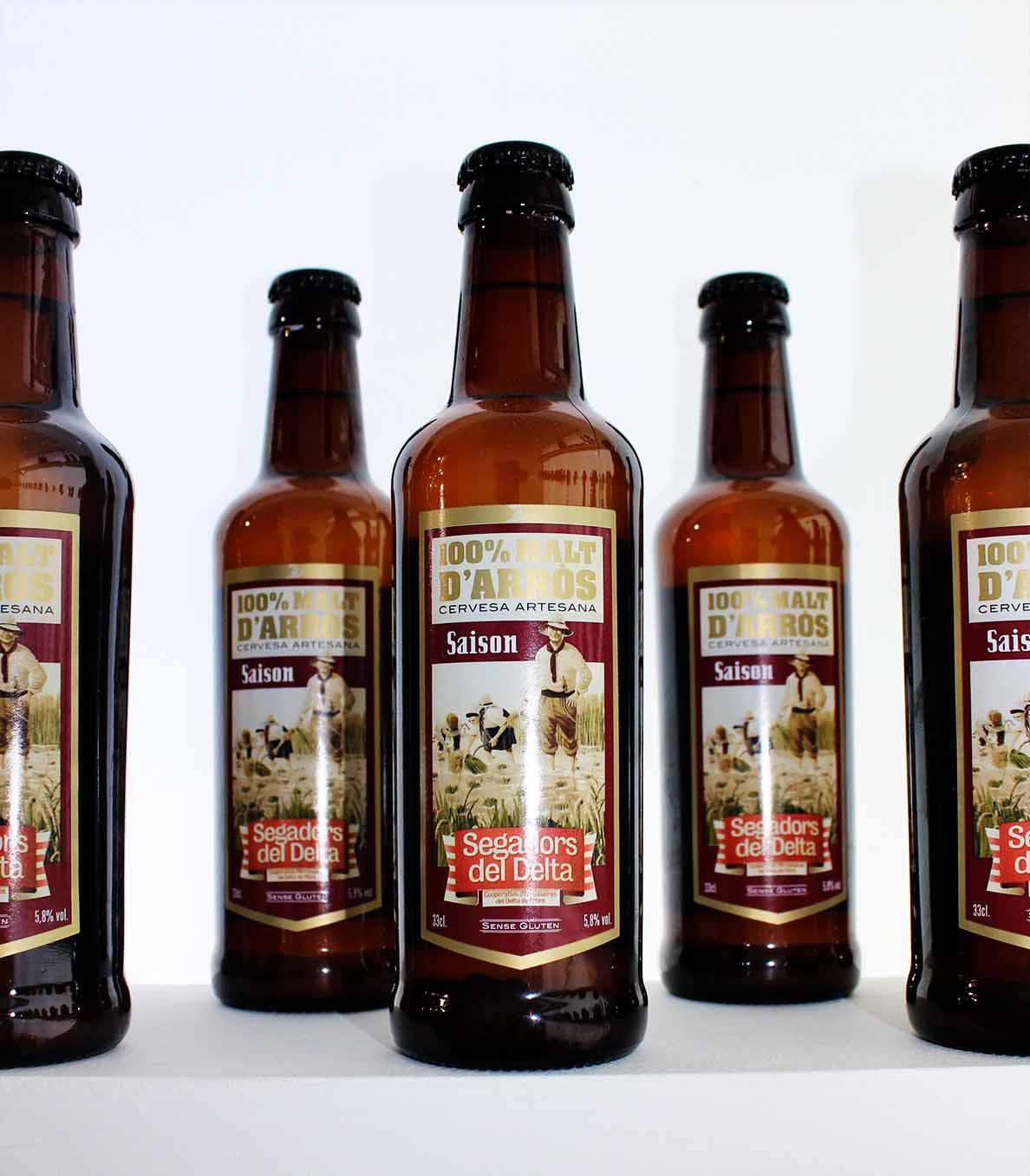 Preguntas y respuestas sobre la primera cerveza de malta de arroz de la historia