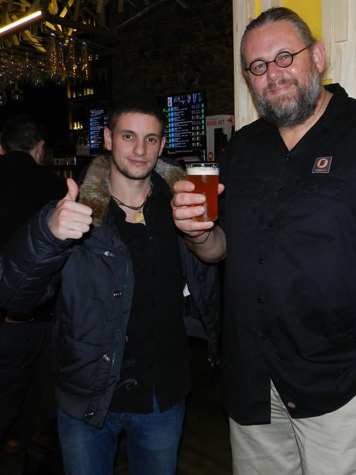 De piloto de aviación a intrépido cervecero artesano