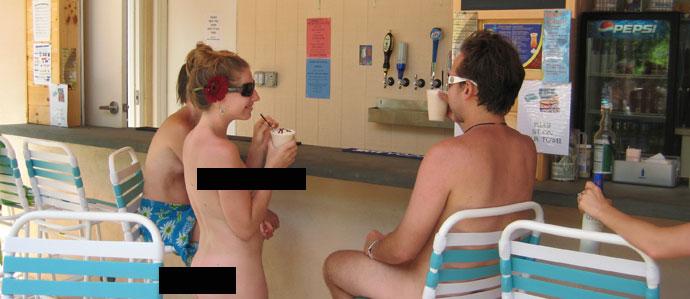 Festival de Cerveza Artesana nudista