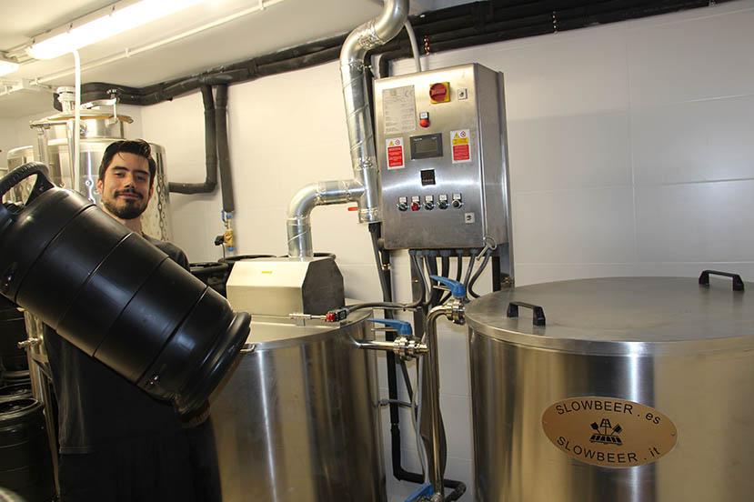 LaGorda Beer Factory, el nuevo brewpub de Barcelona