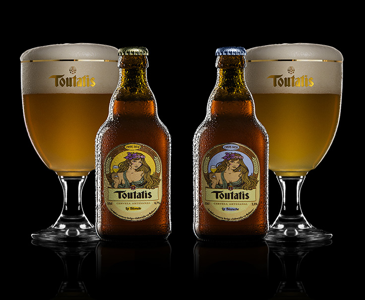 Cervezas de Toutatis