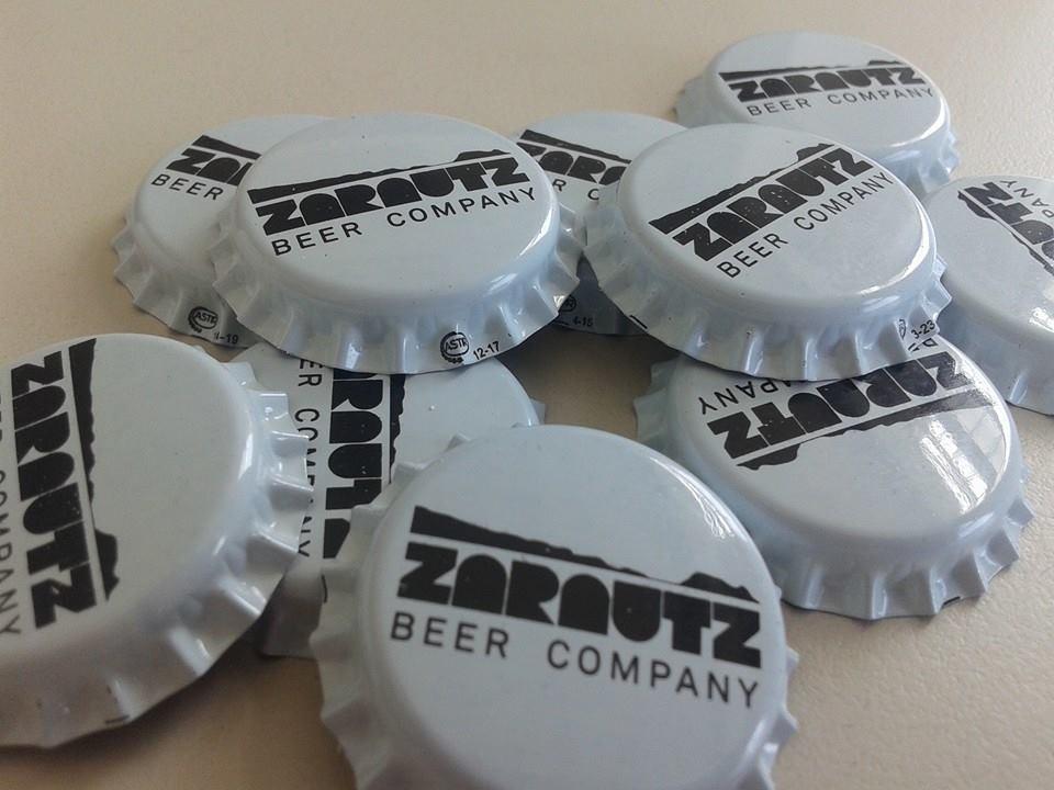 Chapas de Zarautz Beer Company