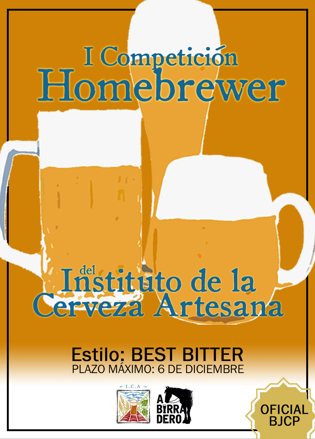 I Concurso Homebrewer