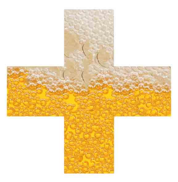 Las propiedades saludables de la cerveza artesana