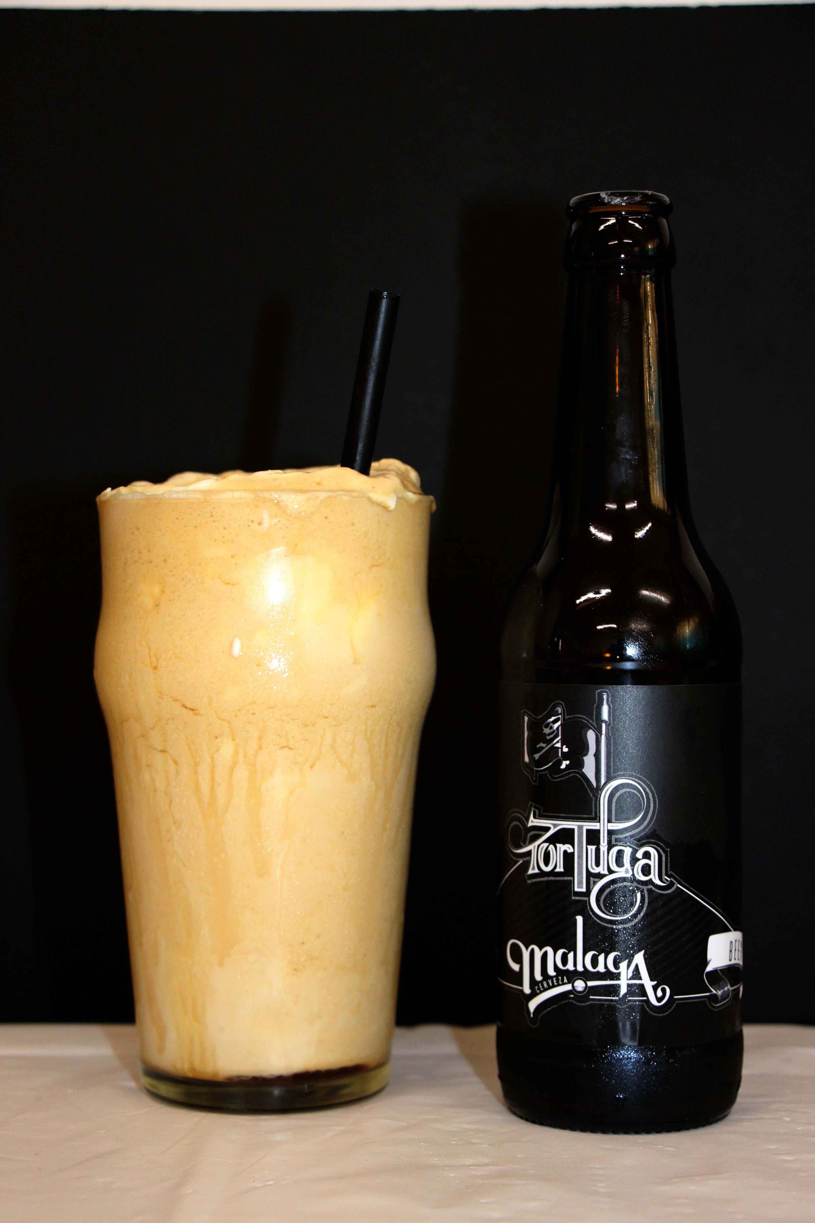 Float de cerveza porter: el mejor postre para el verano