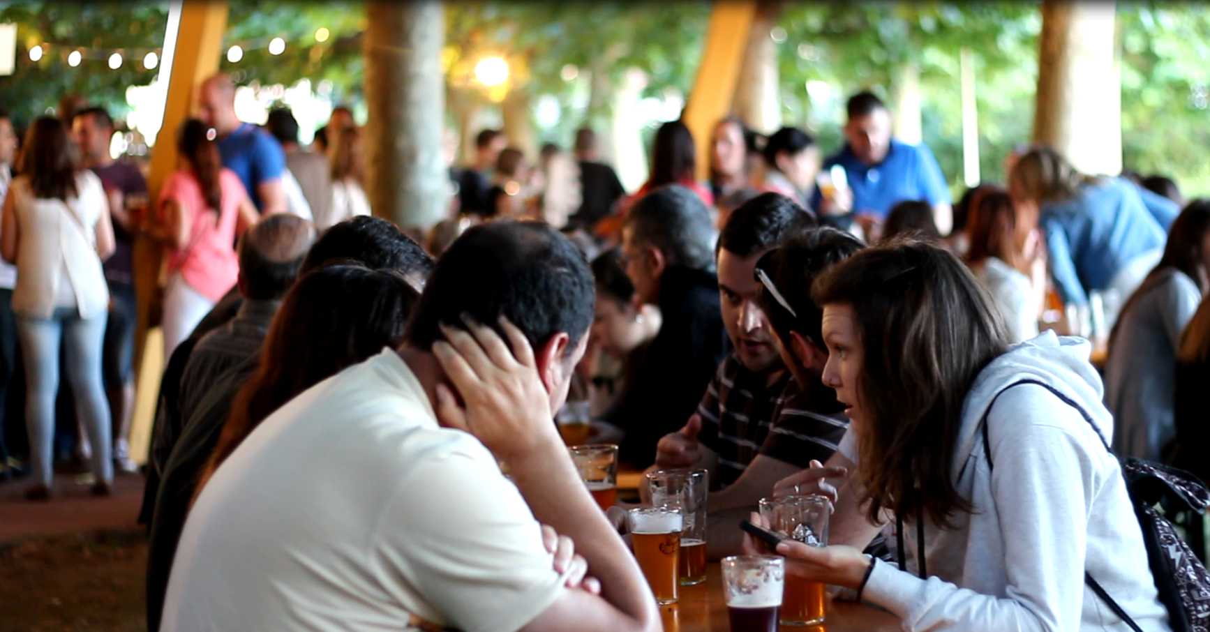 El Lion Beer Festival cierra el evento con una gran afluencia de público