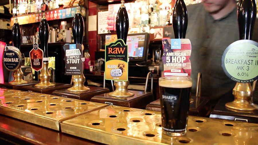 The Three Tuns Pub Sheffield