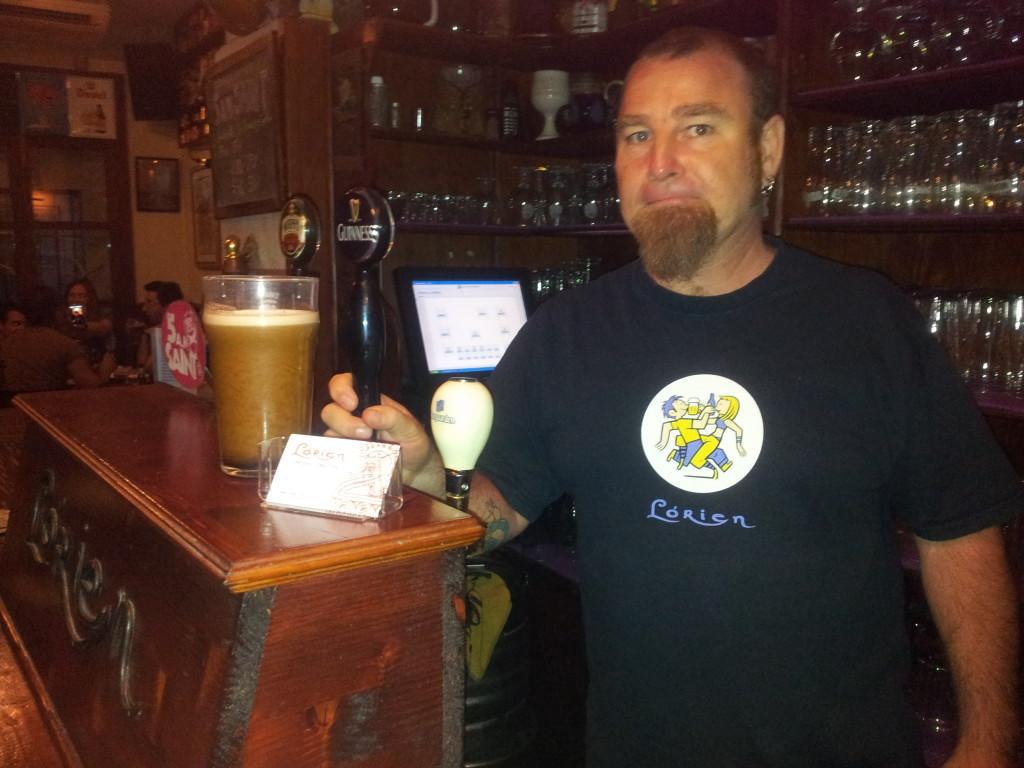 """""""Hace 23 años preferí empezar a poner cervezas que a poner piedras"""""""