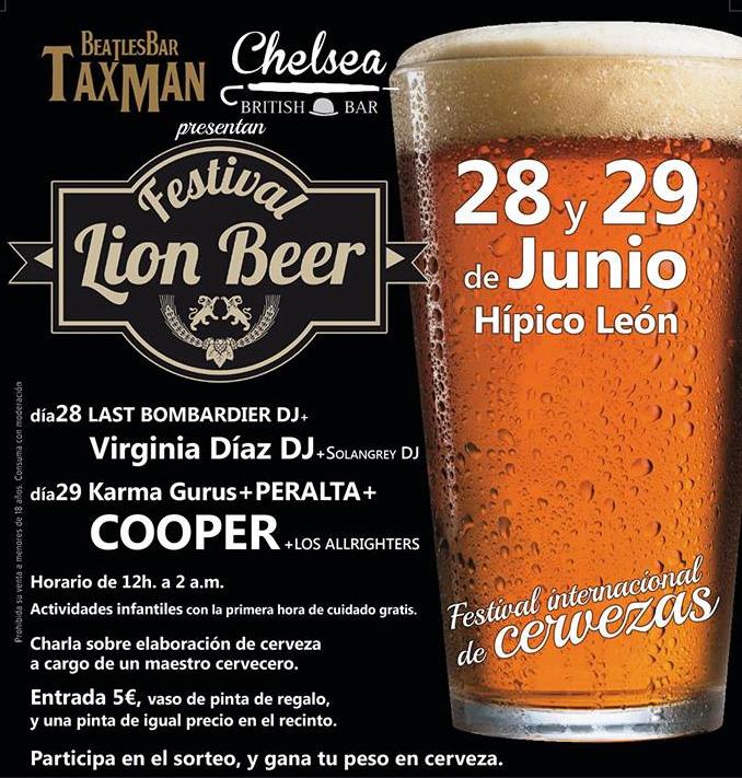 Llega el Lion Beer Festival