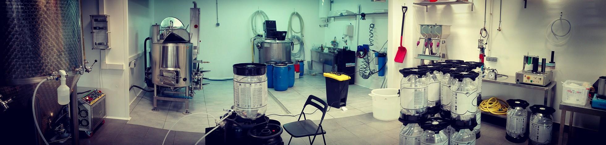 Fábrica de Zarautz Beer Company